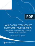 Hands-On Intermediate Econometrics Using R