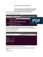 Redes DNS y Dhcp