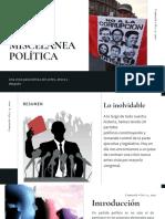Perú en Miscelánea Política