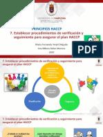 Haccp 7 Principio