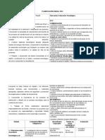 PLANIFICACIÓN ANUAL. tecnología.7° y 8°.  2014