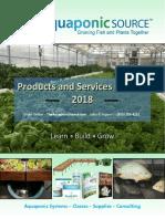 The Aquaponic Source 2018 Catalog