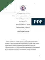 Informe - Ciencia Tecnología y Desarrollo, George Naranjo.docx