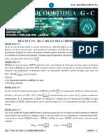PRACTICA N°3 (2DA y 3RA LEY DE LA TERMODINÁMICA)