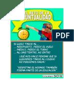 LA PUNTUALIDAD 2
