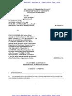 Healthcare Lawsuit Response