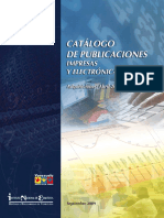 Catalogo SAU