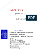 Pathology, Lecture 10, Neoplasia