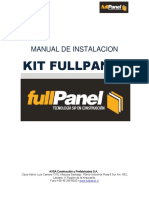Manual Instalacion Sip - Fullpanel