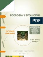 Ecología y Evolución