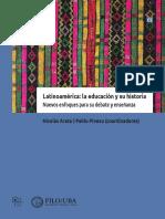 Latinoamérica la educación y su historia.pdf