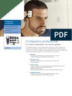 Philips Serie 5000 HC5100/15 Cortapelos profesional