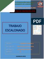 INFORME TRAB ESCALONADO
