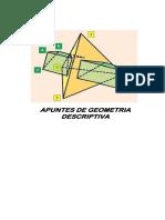 Apuntes de Clases de Geometria Descriptiva