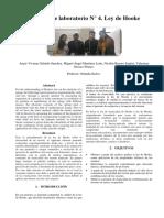 Practica Laboratorio 4 (Resortes)