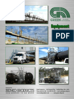 GREEN Access Catalog Gangways Loading Racks Truck Railcar 2014