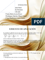 Ejercicio de Aplicación de Simulacion Numerica