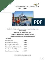 2Transporte, Recubrimiento, API RP 5L2, NPS.