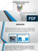 Grupo 8_Aditivos Minerales - Microsilice o Humo de Silice