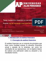 Semana 6 - Introduccion Al Analisis Financiero