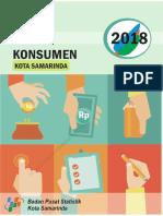 Indeks Harga Konsumen Kota Samarinda 2018