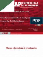 SEMANA 2- Marcos Referenciales de Investigacion
