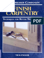 Finish Carpentry 1