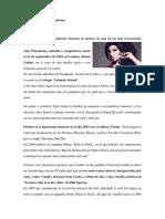 Biografia de Amy Winehouse
