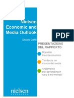 NielsenEconomicandMediaOutlook2010 Brochure