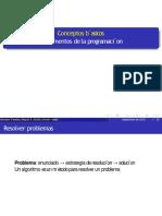 Fundamentos de Programacion y Conceptos Basicos