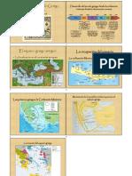 periodización del mundo griego