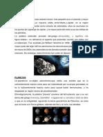 Informacion de Asteroides