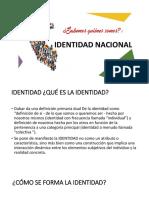 Identidad Cultural Nacional