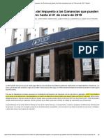 Las 12 Deducciones Del Impuesto a Las Ganancias Que Pueden Hacer Los Trabajadores Hasta El 31 de Enero de 2018 - Infobae