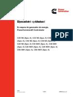Manual de Operacion 336NCH Cummins Español