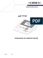 Manual Phmetro de Mesa Mod.ph_7110 Wtw