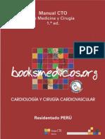 Manual CTO Peru Cardiologia y Cirugia Cardiovascular