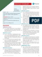 Unit 3 Lesson Plan 1 Vocabulary