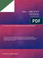 HAL Aircraft division