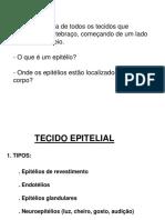Aula 5 Tecido Epitelial 2019 UNA.ppt