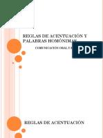 REGLAS DE ACENTUACIÓN Y PALABRAS HOMÓNIMA semana 2 parte 2.pdf