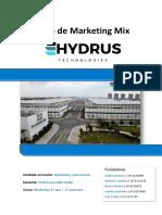 Relatório Hydrus - Mkt. Operacional