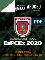 Livrinho EsPCEx - 1º Dia (Final).pdf