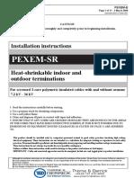 Cable Termination Instruction 11kV Terminations 3 Core XLPE EPR (1)