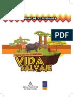 cuadernillo de actividades de la ECV 2020 vida salvaje