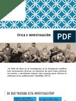 etica e investigacion pp