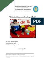 cuidados prenatal y psicoprofilaxis
