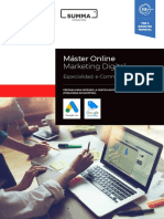 IEP SUMMA-Master en Marketing Digital