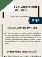 ELABORACIÓN TEST
