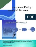Democracia e Identidad Peruana